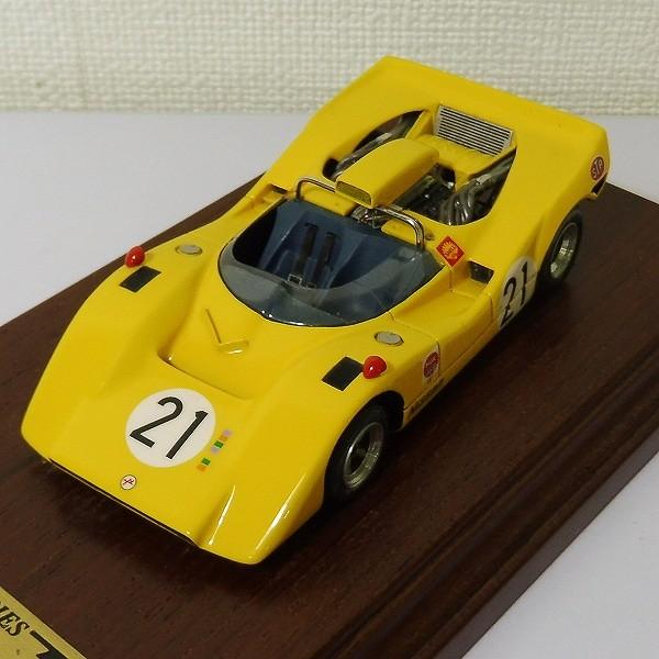 メイクアップ 1/43 日産 R382 #21 1969 日本GP 優勝車_2