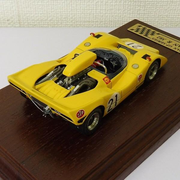 メイクアップ 1/43 日産 R382 #21 1969 日本GP 優勝車_3