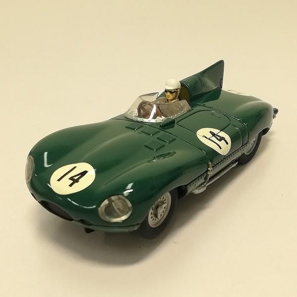 carrera 1/32 JAGUAR D-type Le Mans 1954 + Team Shelby Replica #00_2