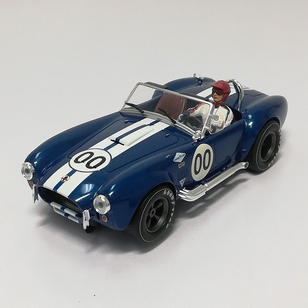 carrera 1/32 JAGUAR D-type Le Mans 1954 + Team Shelby Replica #00_3