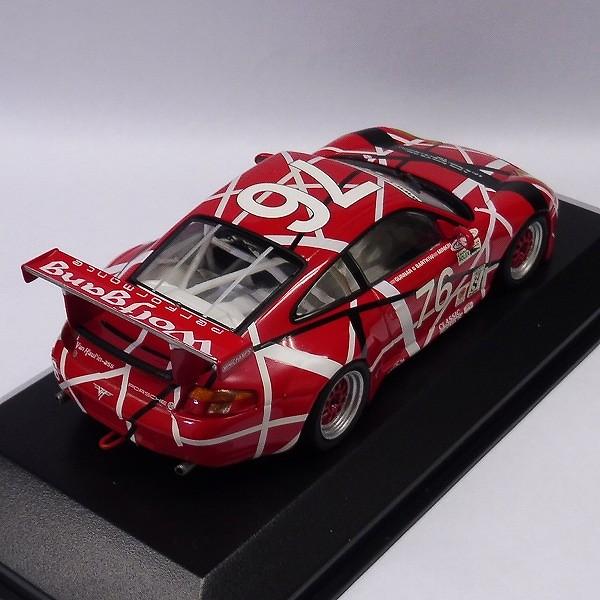 PMA 1/43 ポルシェ 911 GT3-RS #76 2001_3