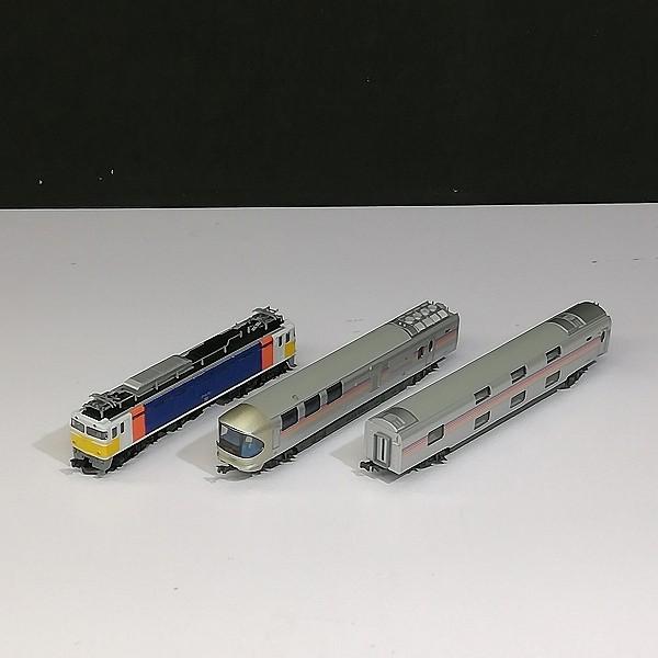 TOMIX 92251 92252 JR E26系 寝台特急カシオペア 基本セット 増結セットI 計7両_2