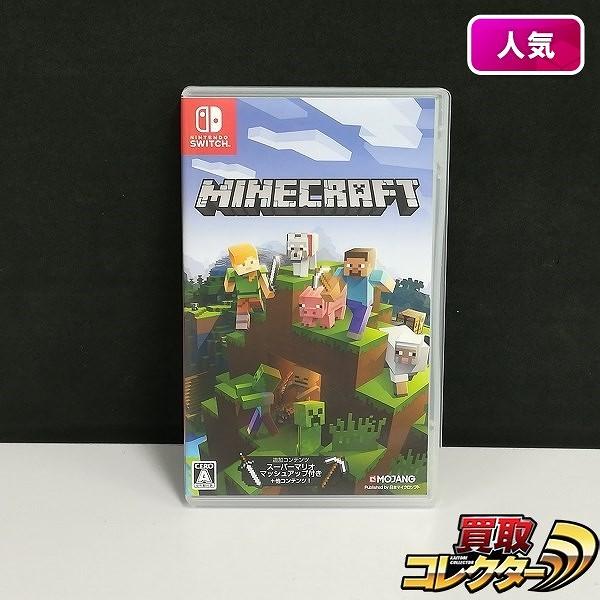 Nintendo Switch ソフト マインクラフト_1