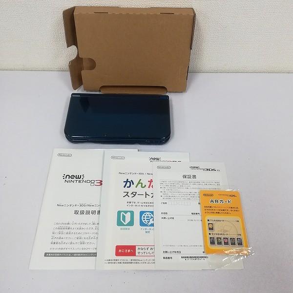 new ニンテンドー 3DS LL メタリックブルー_2