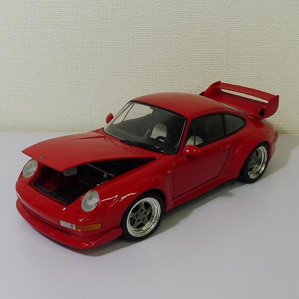 UTモデル 1/18 ポルシェ 911 GT2_2