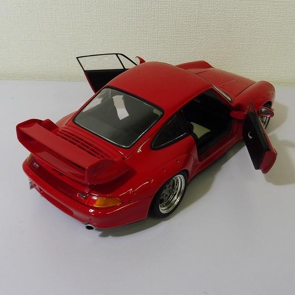 UTモデル 1/18 ポルシェ 911 GT2_3