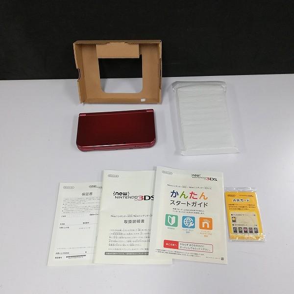 new ニンテンドー 3DS LL メタリックレッド_2