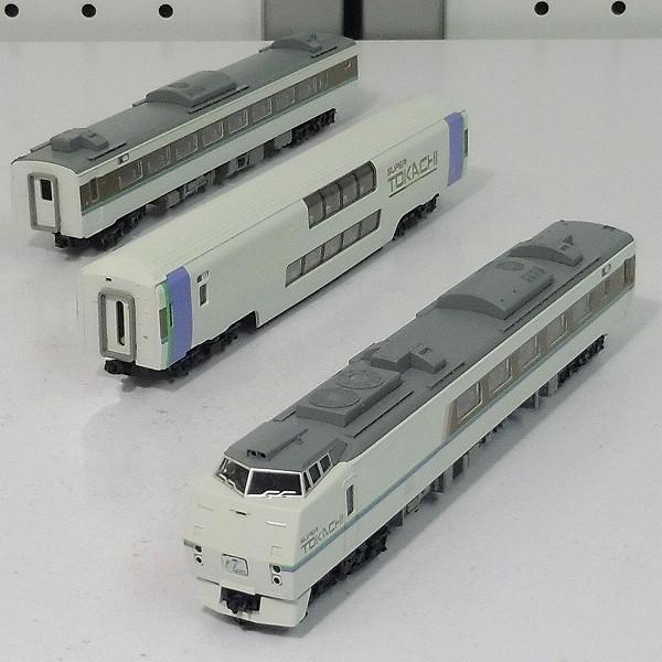 TOMIX 92791 JRキハ183系 特急ディーゼルカー スーパーとかち_3