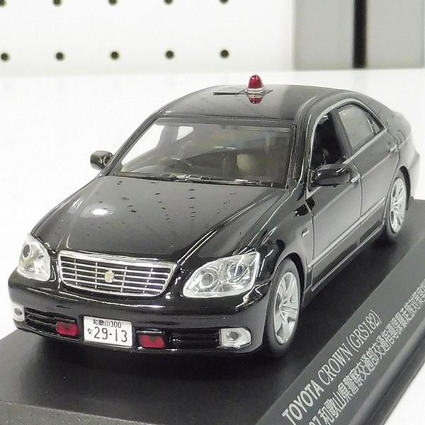 RAI'S 1/43 ティアナ250XE パトロールカー 2009 和歌山県警察所轄署警ら車両 他_2