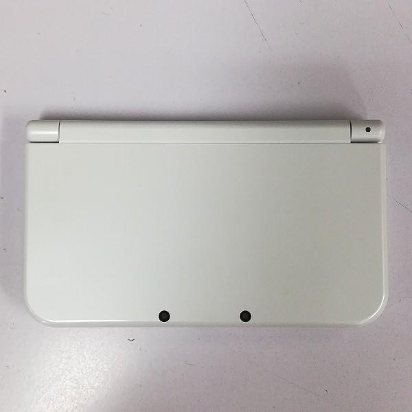 new ニンテンドー 3DS LL メタリックホワイト_3