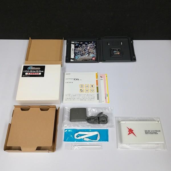 SDガンダム Gジェネレーション クロスドライブ ニンテンドーDS Lite νガンダムver. 同梱限定版_2