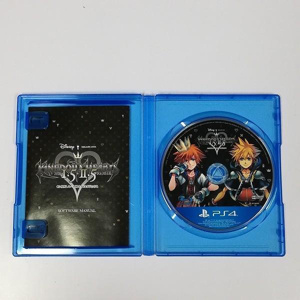 PS4 ソフト キングダムハーツ HD1.5+2.5リミックス_3