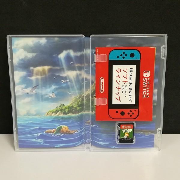 Nintendo Switch ソフト ゼルダの伝説 夢をみる島_3