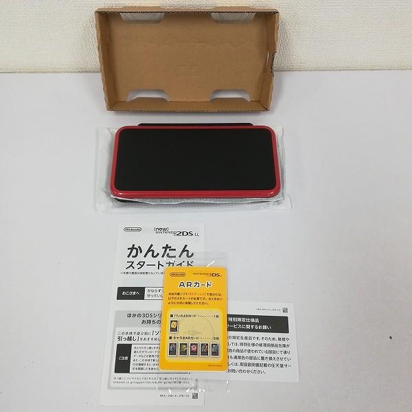 new ニンテンドー 2DS LL マリオカート7パック_2