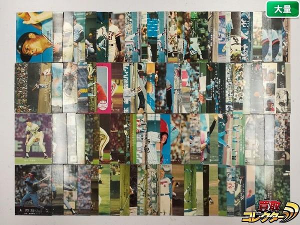 カルビー プロ野球カード 1974年~1976年 まとめ 計100枚 当時物_1
