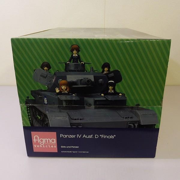 MAX_FACTORY figma Vehicles ガールズ&パンツァー IV号戦車D型 本戦仕様_3
