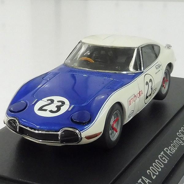 エブロ 1/43 トヨタ2000GT レーシングSCCA 1968 #33 #23_3