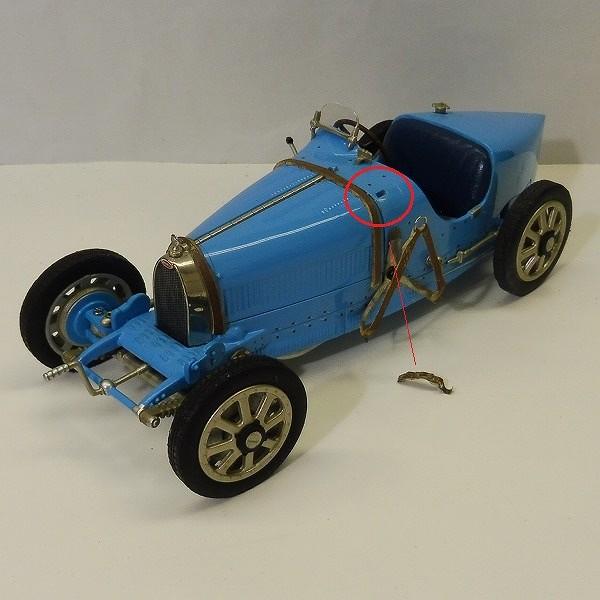 フランクリンミント 1/24 ブガッティ タイプ35 レースカー_3