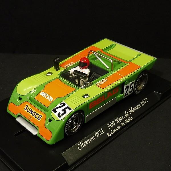 FLY 1/32 chevron B21 500kms de Monza 1977 #25 他_3