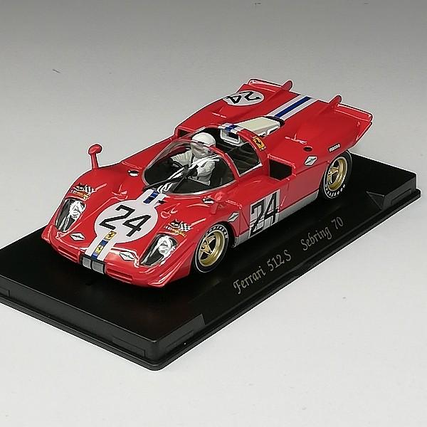 FLY 1/32 フェラーリ 512S セブリング 70 #24_2