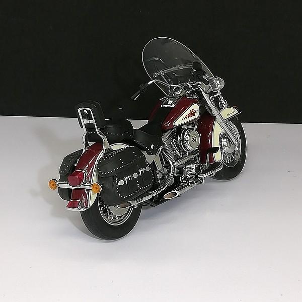 フランクリンミント Harley davidson Heritage Softail Classic_3