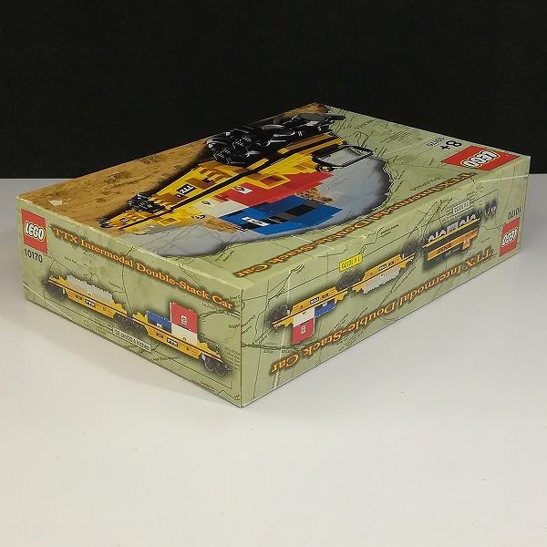 LEGO レゴ TTX Intermodal Double-Stack Car 10170_3