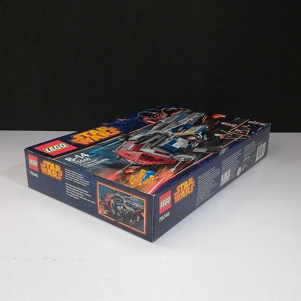 LEGO レゴ スター・ウォーズ コルサントポリス ガンシップ 75046_3
