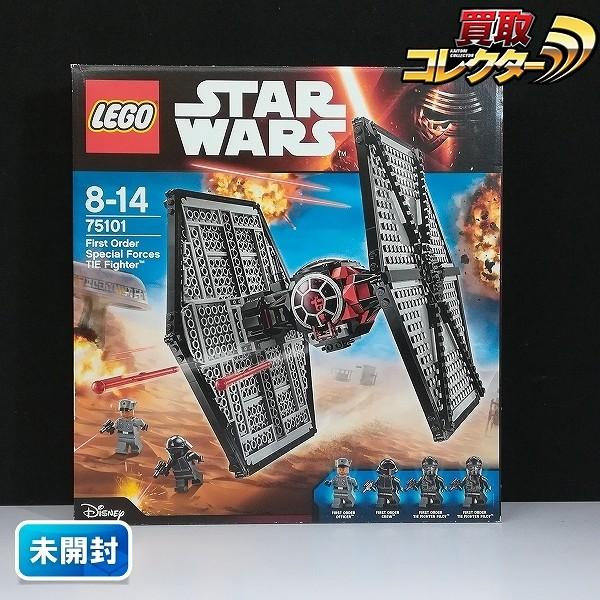 LEGO レゴ スター・ウォーズ ファースト・オーダー スペシャルフォース タイファイター 75101_1