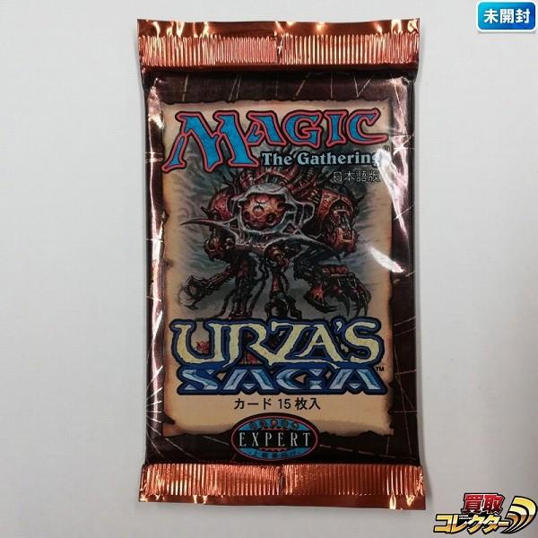 MTG URZA'S SAGA ウルザズ・サーガ 日本語版 ブースター 1パック_1