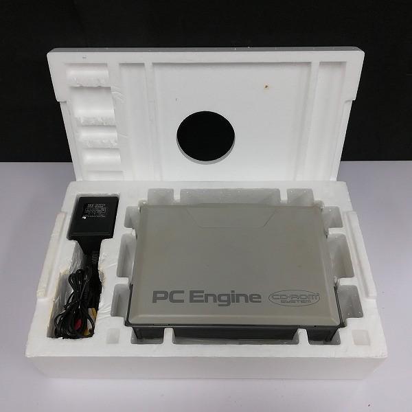 PCエンジン CD-ROM2 インターフェースユニット_2
