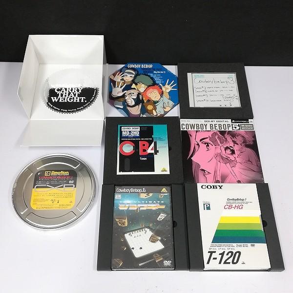 DVD カウボーイビバップ 5.1ch DVD BOX + カウボーイビバップ 天国の扉_2