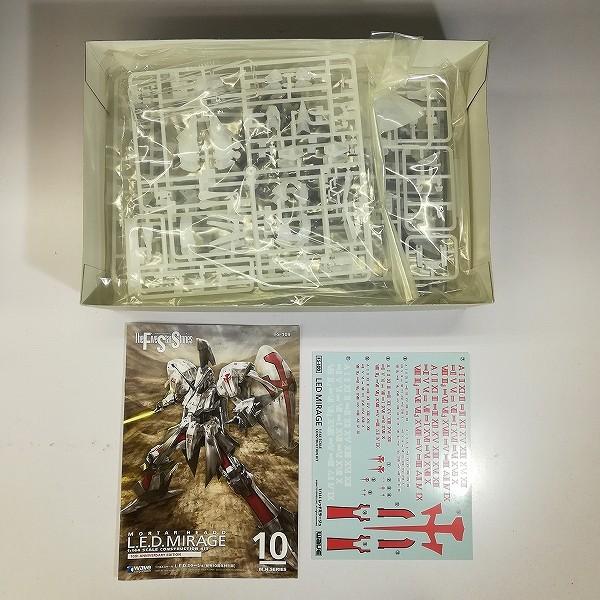 wave ファイブスター物語 1/144 L.E.D.ミラージュ 発売10周年特別版_3