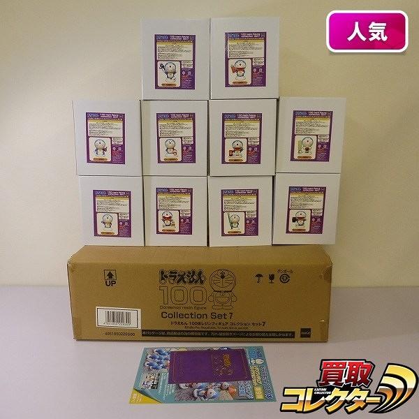 ラナ RUNA ドラえもん 100体レジンフィギュア コレクションセット7_1