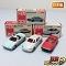 トミカ 赤箱 5 トヨタ ソアラ 白 24 トヨタ MR2 プロトタイプ 白/銀 33 トヨタ セリカ 赤