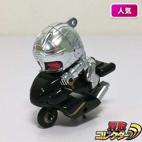 バンダイ カッとびライダー 機動刑事ジバン バイカン 日本製