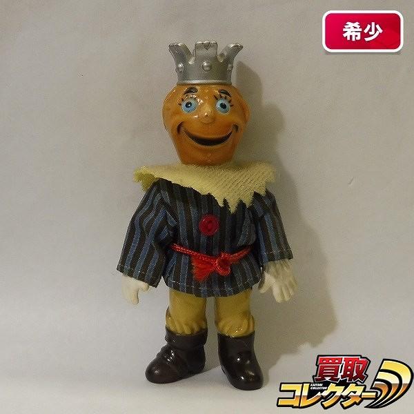 中嶋製作所 ディズニー Return to OZ かかしの王さま ソフビ