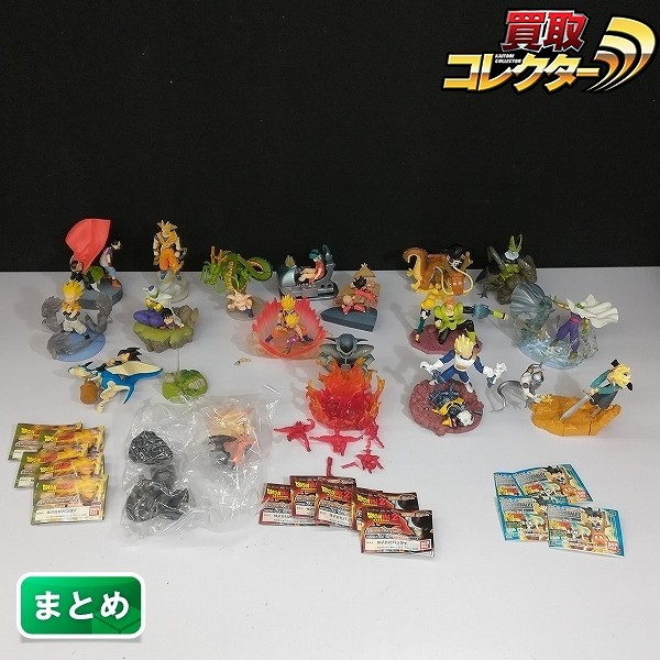 HG ドラゴンボールZ イマジネイションフィギュア 1 2 3 全17種