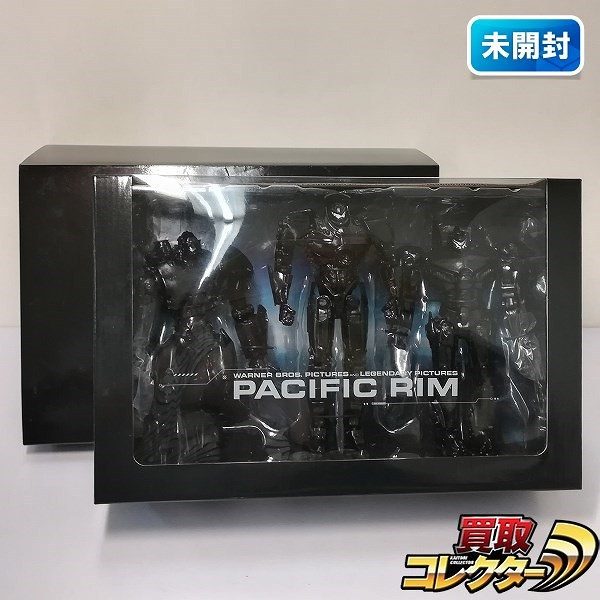 NECA パシフィック・リム 7インチ アクションフィギュア エンドタイトル イェーガー 3体セット