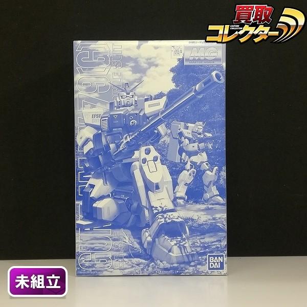 MG 1/100 陸戦型ガンダム 迷彩コーティングバリエーション 寒冷地用A