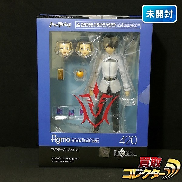 マックスファクトリー figma 420 Fate/Grand Order マスター/主人公 男