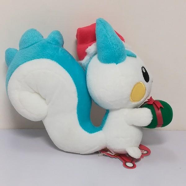 ぬいぐるみ パチリス クリスマス 2007 ポケモンセンター限定_3