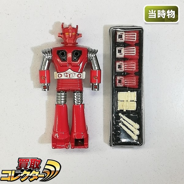 ポピー 超合金 スーパーロボット マッハバロン 日本製_1