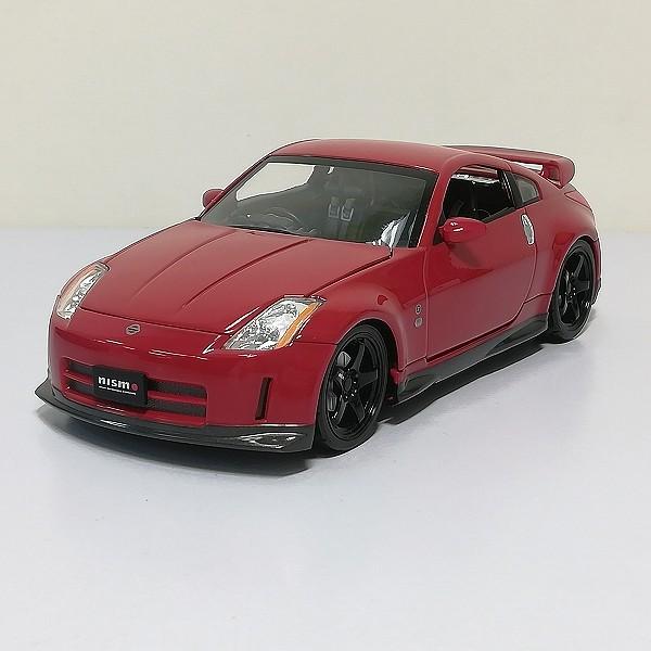 ホットワークス 1/24 ニスモ ニッサン スカイライン GT-R + ニスモ ニッサン スカイライン 350Z_3