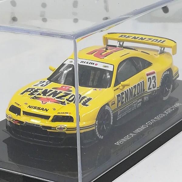 エブロ LEGEND OF JGTC 1/43 ニッサン スカイラインGT-R R32 JGTC 1994 テストカー 他_2