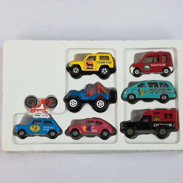 TOMY トミカ レジャーカーセット_2