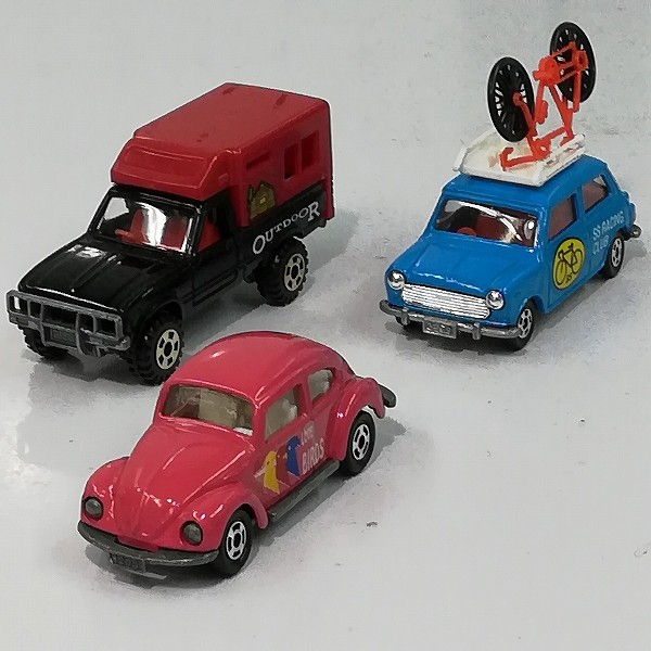 TOMY トミカ レジャーカーセット_3