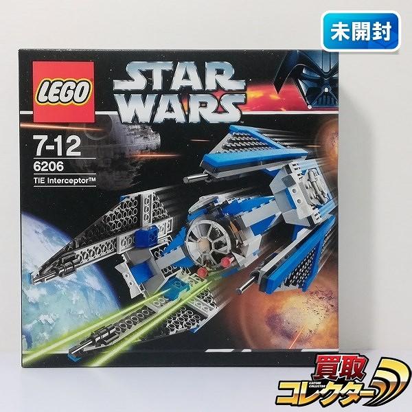 LEGO レゴ スター・ウォーズ タイ・インターセプター 6206_1