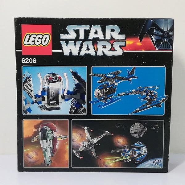 LEGO レゴ スター・ウォーズ タイ・インターセプター 6206_2