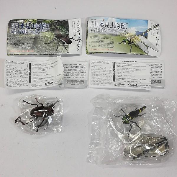 ユージン 原色 日本昆虫図鑑I 改訂増補版 シークレット2種含 全17種_3