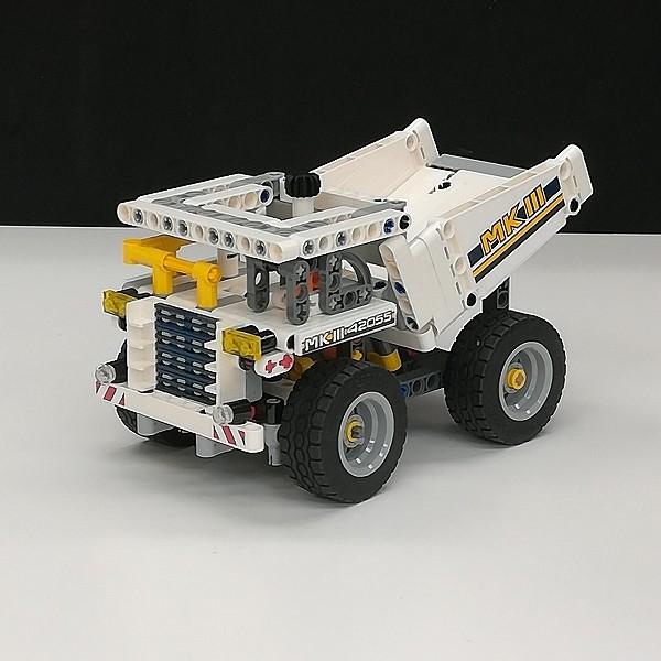 LEGO レゴ テクニック バケット掘削機 42055_2